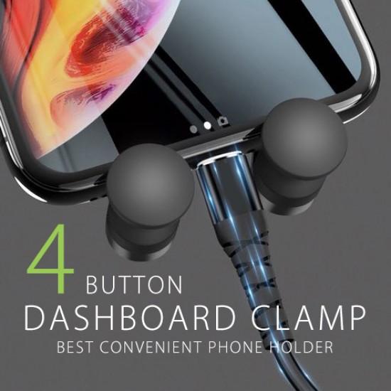 Dashboard Clamp 4 Button