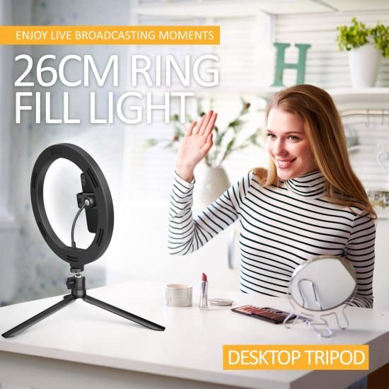 Desktop Ring Light 26cm