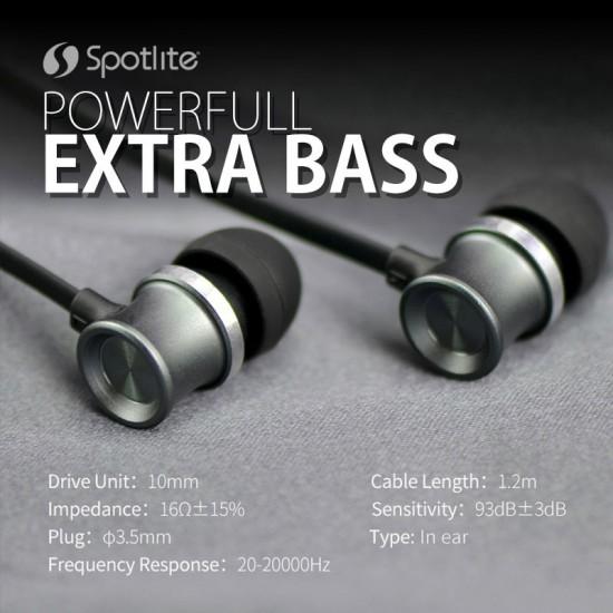 Earphone Extra Bass